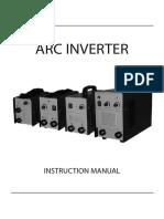 Arc Inverter