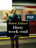 Dirty Week-End - Zahavi, Helen