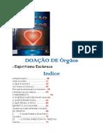 Doação de Órgãos - O Espiritismo Esclarece