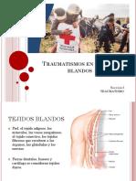 Traumatismos en tejidos blandos.pptx