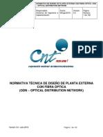 Norma Técnica de Diseño de ODN _ Rev_final 2017 (1)