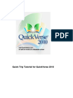 Quick Verse 1400