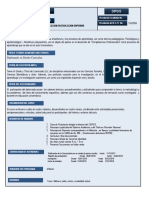 Diplomado en Diseño Curricular 3