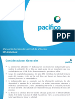Manual de Llenado de Solicitud de Afiliacion EPS Individual v. 2 (3) 1