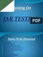 Jar test training.pptx
