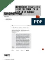 Meningitis Criptocócica Invasiva Que Se Presenta Como Una (1)