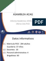 Presentacion - Oferta Pcei-2019