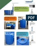 Brochure-rain Water Solutions