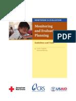 MEmodule Planning