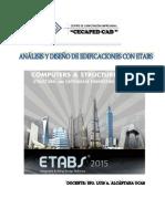 Etabs 2015- Avanzado Sesion Nº 05