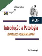 Disciplina Patologia
