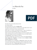 Mi Nombre Es Marcela Paz