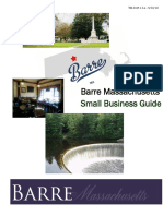 BARRE Business Guide