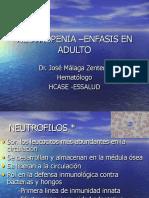 Presentación2NeutropeniaEnfoqueadultos