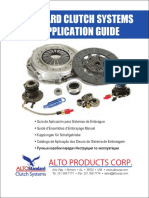Alto Standard Clutch Catalog