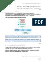 Economia Internacional Unidade01 - Economia Internacional Unidade01