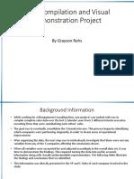 Excel Data Visual Representations