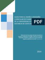 UNED Guía para diseño y rediseño de planes de estudios. Costa Rica 2014.pdf