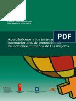 Instrumentos Internacionales_DDHH Mujeres