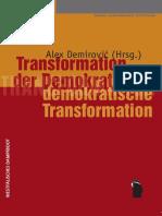 Transformation Der Demokratie
