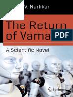 (Science and Fiction) Jayant v. Narlikar (Auth.) - The Return of Vaman - A Scientific Novel-Springer International Publishing (2015)