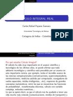Slides - Cálculo Integral .pdf