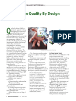 Essentials in QbD