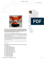 Eserehtanin_ the Sleepy Fox