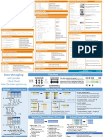 1. Python Cheat Sheets Compilation