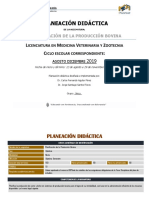 Planificación de La Producción Bovina CCBA