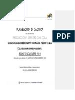 Producción y Sanindad Cunícola CCBA