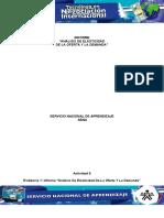 Evidencia 1 Informe Analisis de Elasticidad de La Oferta Y La Demanda Fase Planeacion