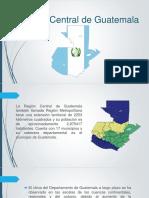 Región Central de Guatemala