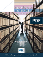 Codigo Etica Del Archivo
