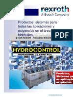 Catálogo Empresa HYDROCONTROL_Rexroth