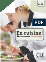 En Cuisine Français Professionnel