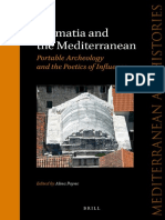[Mediterranean Art Histories 1] Alina Payne - Dalmatia and the Mediterranean_ Portable Archaeology and the Poetics of Influence (2014, Brill Academic Publishers).pdf