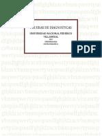 Gabinete de Pruebas Diagnosticas 2017