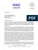 WSSC Response to Delegate Korman - Branding