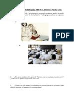 Parcial Pedagogía