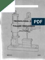 Tecnologia Del Taller Mecanico  Unico