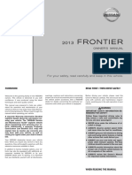 2013 Frontier Owner Manual (1)