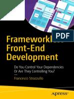 Francesco Strazzullo - Frameworkless Front-End Development. Apress 2019