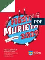 Fiestas de Murieta 2019