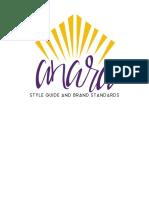 Anara Style Guide