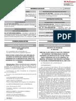 Amplian Plazo Para El Pago Del Derecho de Vigencia y de Pena Decreto de Urgencia n 008 2018 1664969 2
