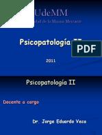 Unidad 6- Psicosis disociativas Esquizofrenia - 1Aº.ppt