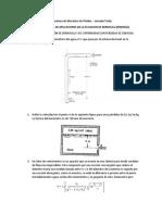 Taller No. 3D-B Ecuacion de Bernoulli - J. Tarde