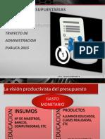 TECNICAS PRESUPUESTARIAS (1).ppsx
