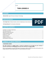 05 Thin Lenses 2